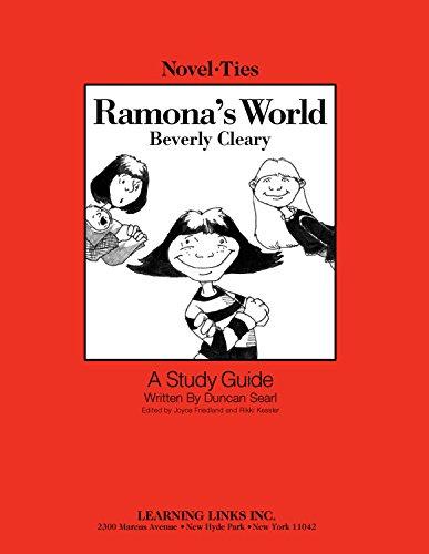 9780767511568: Ramona's World: Novel-Ties Study Guide