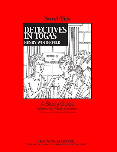 9780767512466: Detectives in Togas: Novel-Ties Study Guide