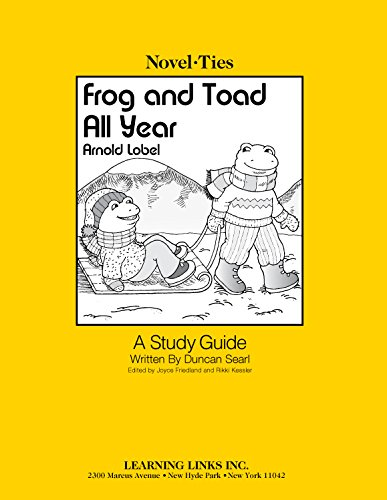 9780767518949: Frog and Toad All Year: Novel-Ties Study Guide
