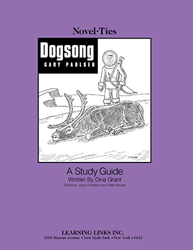 Dogsong by gary paulsen novel study unit by my reading resources.