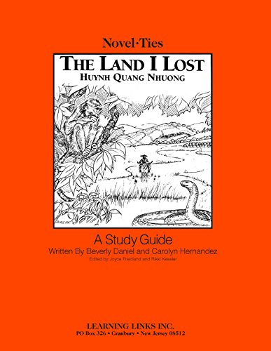 9780767521185: The Land I Lost: Novel-Ties Study Guides