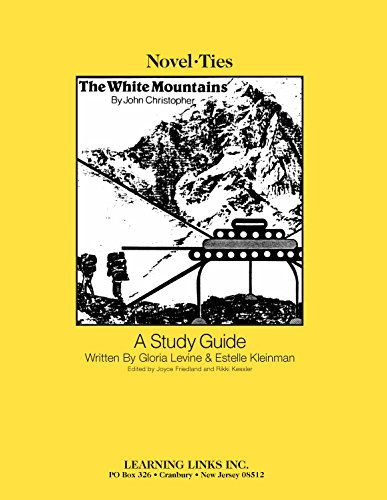 9780767521796: White Mountains: Novel-Ties Study Guide