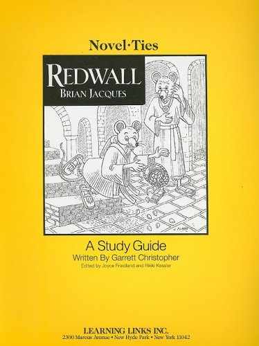 9780767522328: Redwall: Novel-Ties Study Guide