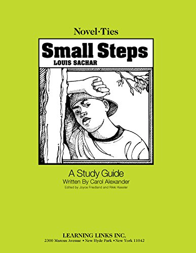 9780767543941 small steps novel ties study guide abebooks rh abebooks co uk Ginny by Louis Sachar Small Steps Small Steps Book