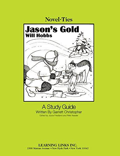 9780767544641: Jason's Gold: Novel-Ties Study Guide