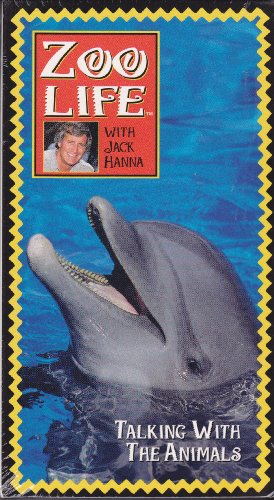 9780767600408: Zoo Life with Jack Hanna - Talking with the Animals [VHS]