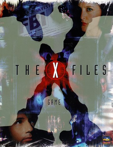 9780767748704: The X-Files: The Game (Mac and Windows Version)