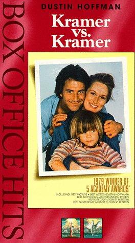 9780767809214: Kramer vs. Kramer [VHS]