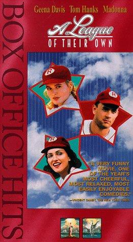 9780767809221: A League of Their Own [VHS]