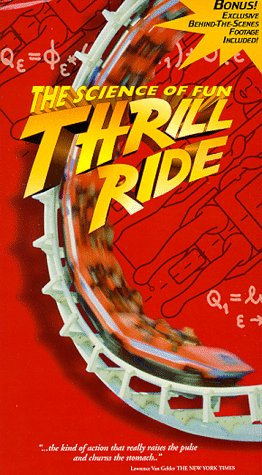 9780767810623: Thrill Ride: The Science of Fun [Alemania] [VHS]