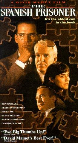 9780767811415: The Spanish Prisoner [VHS]