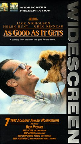 9780767811712: As Good As It Gets [VHS]