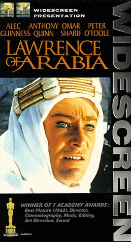 9780767812771: Lawrence of Arabia (Widescreen Edition) [VHS]