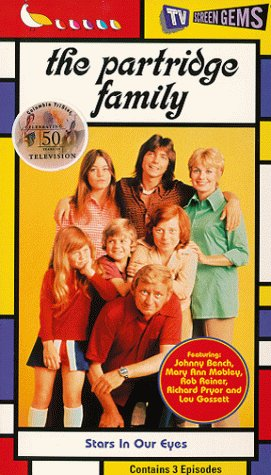 9780767813341: Partridge Family: Stars in Our Eyes [VHS]