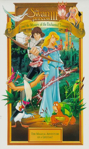 9780767813709: Swan Princess III (Clam) [VHS]