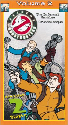 9780767814799: Extreme Ghostbusters, Volume 2 [VHS]