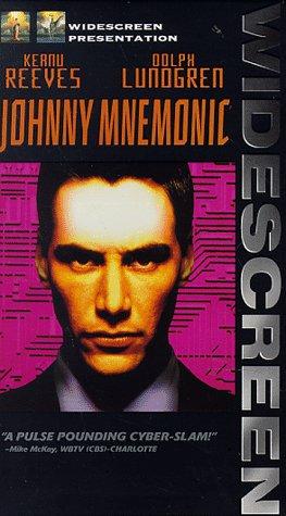 9780767817998: Johnny Mnemonic (Widescreen Edition) [VHS]
