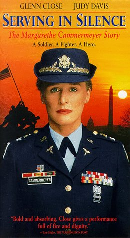 9780767823920: Serving in Silence: Margarethe Cammermeyer [VHS]