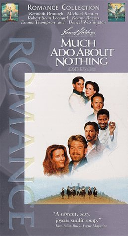 9780767824439: Much Ado About Nothing [VHS]