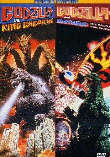 Godzilla vs. King Ghidorah / Godzilla & Mothra: The Battle for Earth