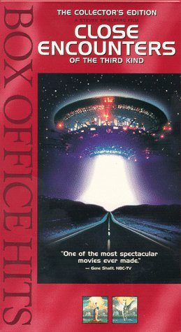 9780767827034: Close Encounters of the Third Kind [VHS]