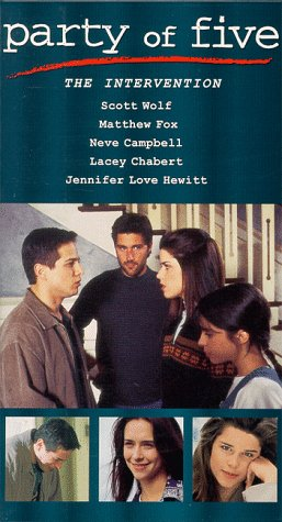 9780767832595: Party of Five: The Intervention [VHS]