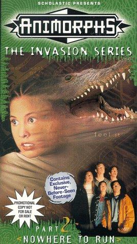 9780767832656: Animorphs 2: Nowhere to Run [Reino Unido] [VHS]