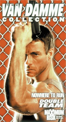 9780767832779: The Van Damme Collection (Nowhere to Run / Double Team / Maximum Risk) [VHS]
