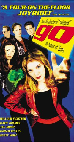 9780767836265: Go [VHS]
