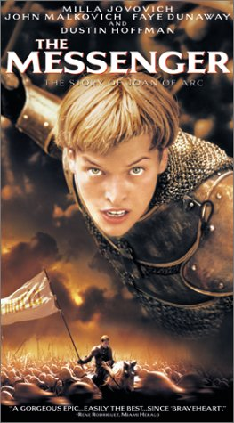 9780767839129: The Messenger: The Story of Joan of Arc [VHS]