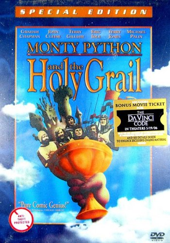 Monty Python & the Holy Grail S.E.