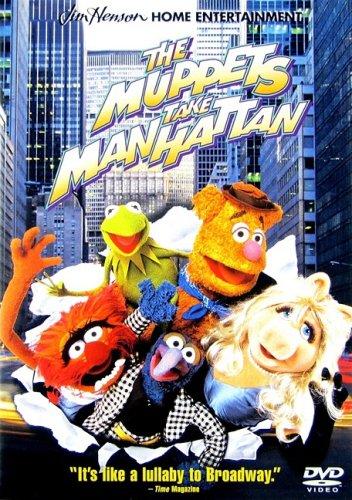 9780767857185: Muppets Take Manhattan [Reino Unido] [DVD]