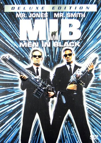 9780767891233: Men in Black (Deluxe Edition) [Import USA Zone 1]