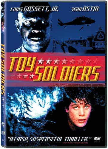 Toy Soldiers 9780767892865 In this carefully crafted suspense thriller, a group of problem students at an exclusive Northeastern prep school band together to wage a desperate and deadly campaign against terrorists who lay siege to their school in an effort to free a Colombian drug lord from an American prison.