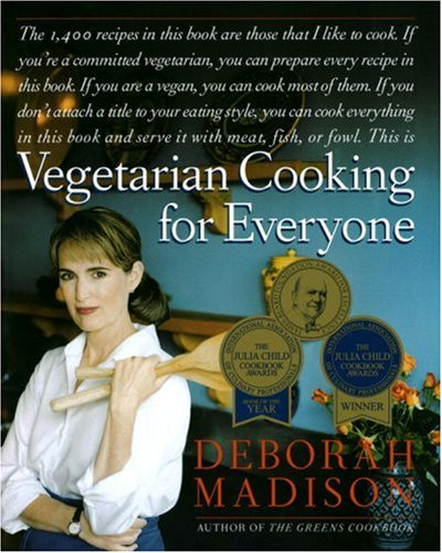 Vegetarian Cooking for Everyone: Madison, Deborah