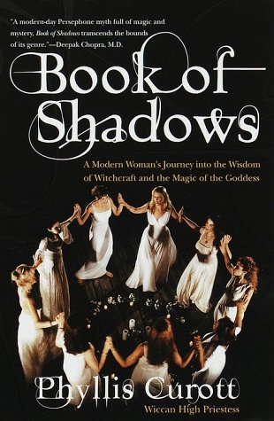 9780767900546: Book of Shadows: A Modern Woman's Journey into the Wisdom of Witchcraft and the Magic of Thegoddess