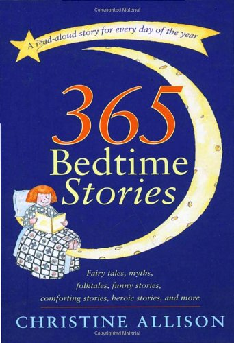 365 Bedtime Stories: Christine Allison