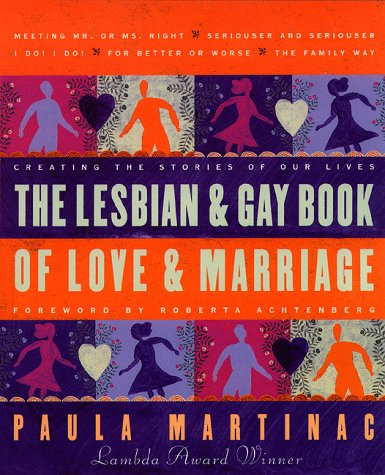 9780767901628: Lesbian and Gay Book of Love and Marriage