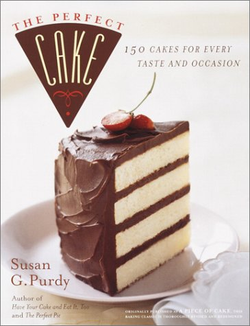 9780767905374: The Perfect Cake