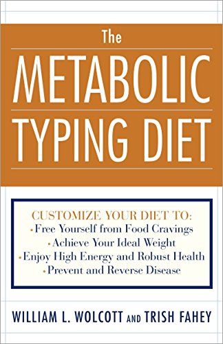 9780767905640: The Metabolic Typing Diet: Customize Your Diet To: Free Yourself from Food Cravings: Achieve Your Ideal Weight; Enjoy High Energy and Robust Health; Prevent and Reverse Disease