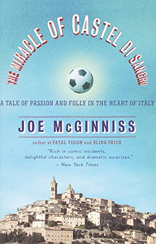 9780767905992: The Miracle of Castel di Sangro: A Tale of Passion and Folly in the Heart of Italy