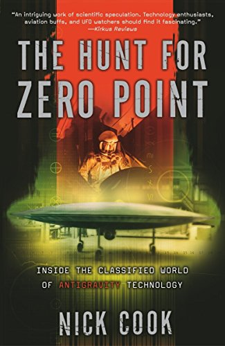 9780767906289: The Hunt for Zero Point: Inside the Classified World of Antigravity Technology