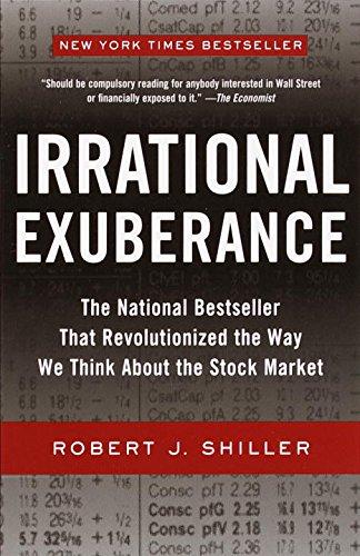 Image result for shiller irrational exuberance 2000