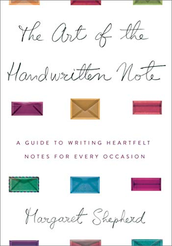 9780767907453: Art Of The Handwritten Note
