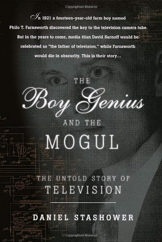 9780767907590: The Boy Genius and the Mogul: The Untold Story of Television
