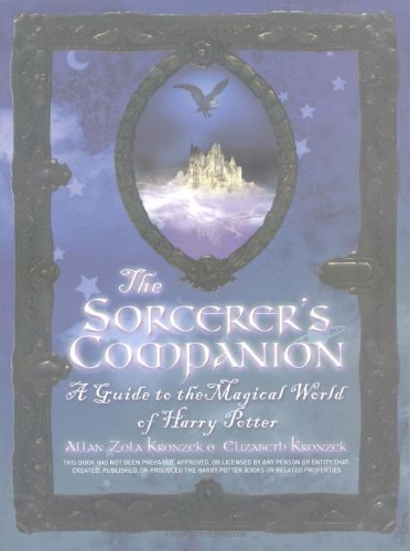 9780767908474: The Sorcerer's Companion: A Guide to the Magical World of Harry Potter