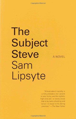 9780767909174: The Subject Steve