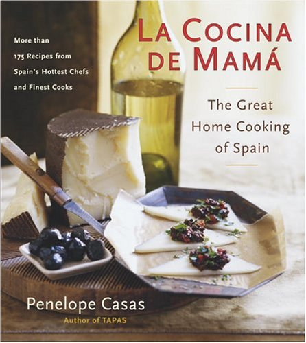 9780767912228: La Cocina de Mama: The Great Home Cooking of Spain