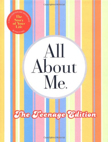 9780767914956: All About Me Teenage Edition: The Story of Your Life