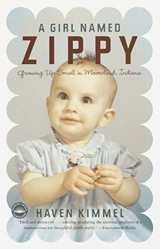 9780767915052: A Girl Named Zippy: Growing Up Small in Mooreland, Indiana